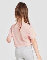 Puma Girls' Essential Crop T-Shirt Children