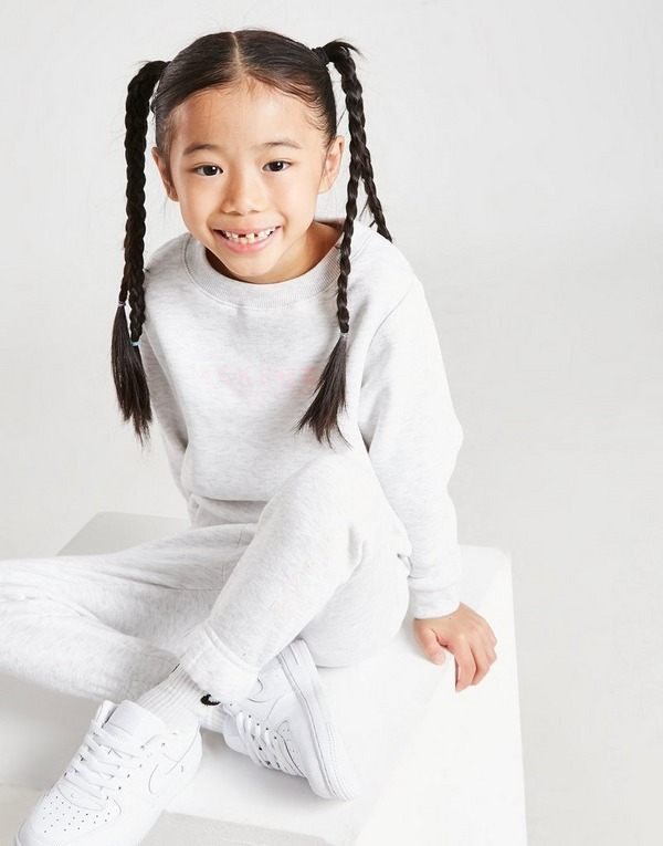 McKenzie Girls' Mini Essential Crew Tracksuit Children