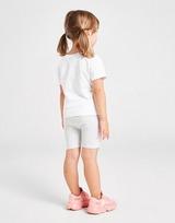Ellesse Girls' Virina T-Shirt/Cycle Shorts Set Infant