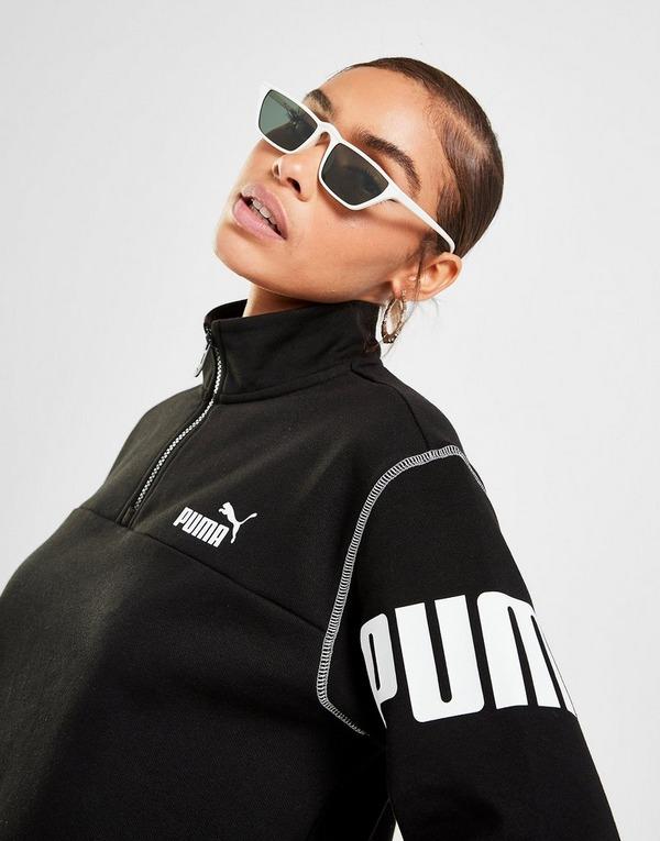 Puma Power 1/4 Zip Sweatshirt