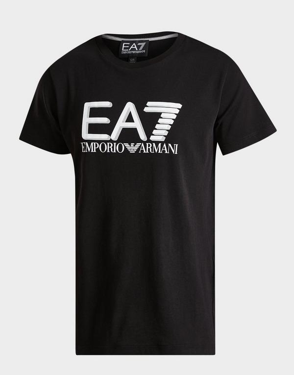 Emporio Armani EA7 Visibility Logo T-Shirt Junior