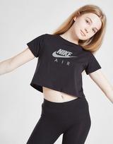 Nike Girls' Air Crop T-Shirt Junior