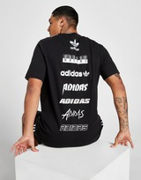 adidas Originals Back Hit Sticker T-Shirt