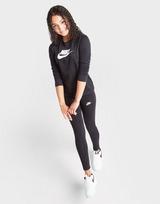 Nike Girls' Futura Long Sleeve T-Shirt Junior