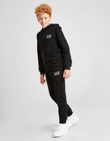 Emporio Armani EA7 Core Fleece Overhead Tracksuit Junior