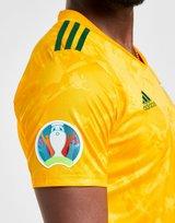 adidas Wales Euro 2020 Badged Away Shirt