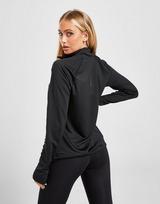 Nike Haut de running intermédiaire à demi-zip Nike Dri-FIT Swoosh Run pour Femme