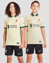Nike Liverpool FC 2021/22 Away Shirt Junior