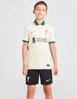Nike Liverpool FC 2021/22 Away Shorts Junior