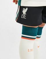 Nike Liverpool FC 2021/22 Away Kit Children