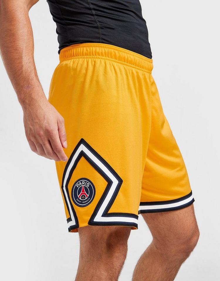 Jordan Paris Saint Germain 2021/22 Away Goalkeeper Shorts