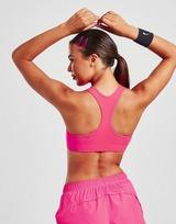 Nike Training Swoosh Futura Sports Bra