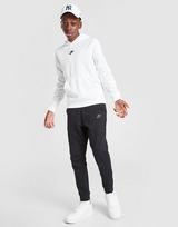 Nike Tape All Over Print Overhead Hoodie Junior