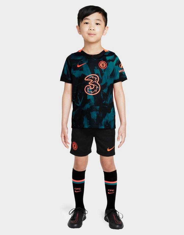 Nike Chelsea FC 2021/22 Third Kit Children