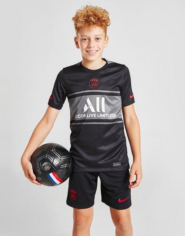 Nike Paris Saint Germain 2021/22 Third Shorts Junior