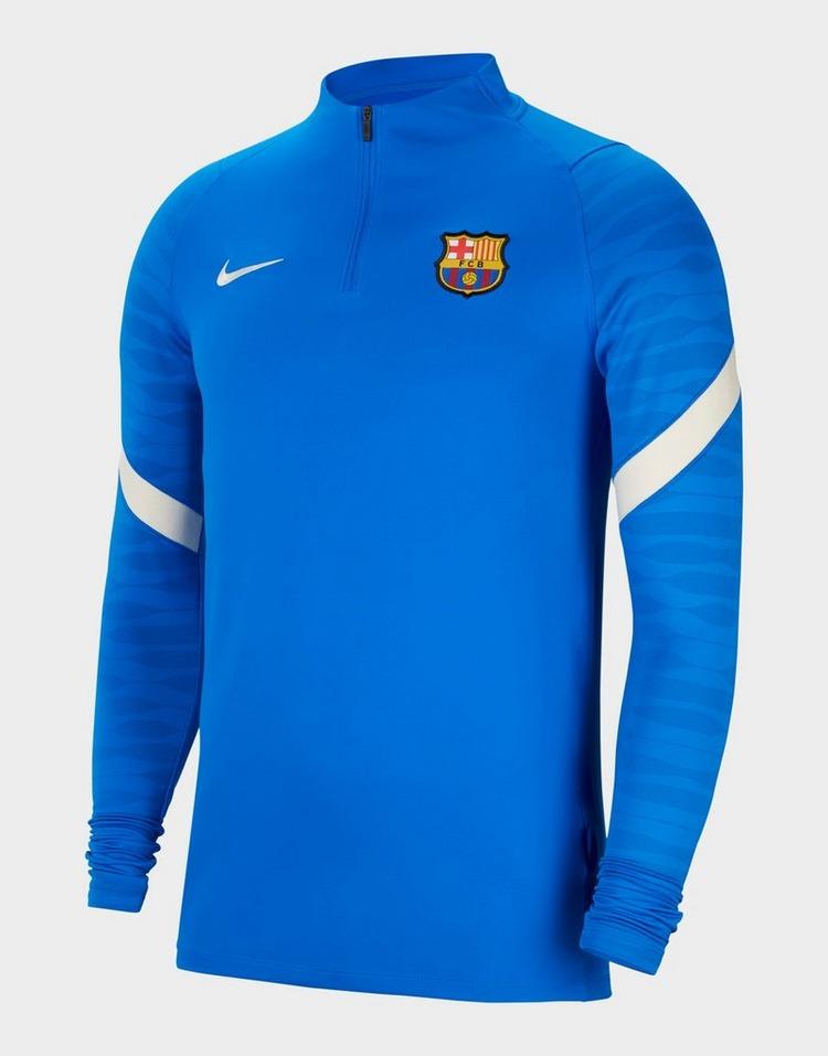 Nike FC Barcelona Strike Drill 1/4 Zip Top