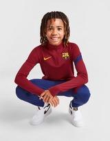 Nike FC Barcelona Academy Pro 1/4 Zip Top Junior