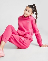 adidas Originals Girls' Essential Trefoil Hoodie Junior