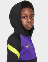 Nike Tottenham Hotspur FC 1/2 Zip Travel Hoodie Junior
