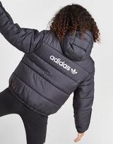 adidas Originals Girls' Cropped Padded Jacket Junior