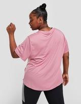 Nike Plus Size Double Swoosh Running T-Shirt