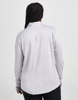 Nike Element Plus Size 1/4 Zip Track Top