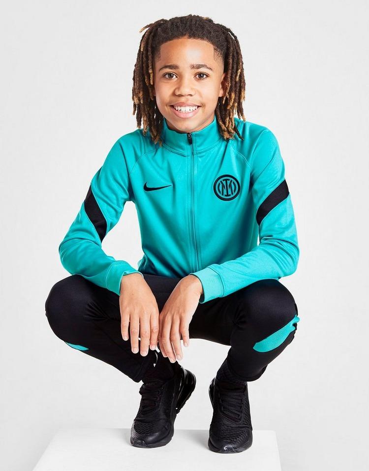 Nike Inter Milan Strike Tracksuit Junior