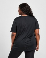 Nike One Core Plus Size T-Shirt