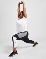 Nike Training One Plus Size Colour Block Tights