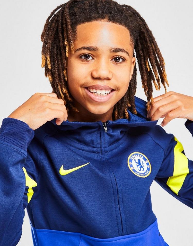 Nike Chelsea FC Travel Hoodie Junior
