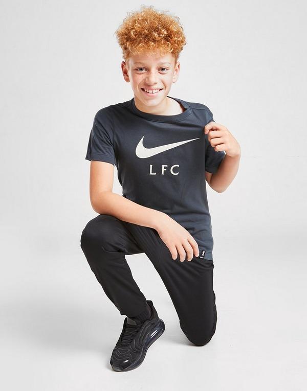Nike Liverpool FC Swoosh Club T-Shirt Junior