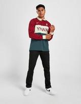 Nike Liverpool FC Long Sleeve Skate Polo Shirt