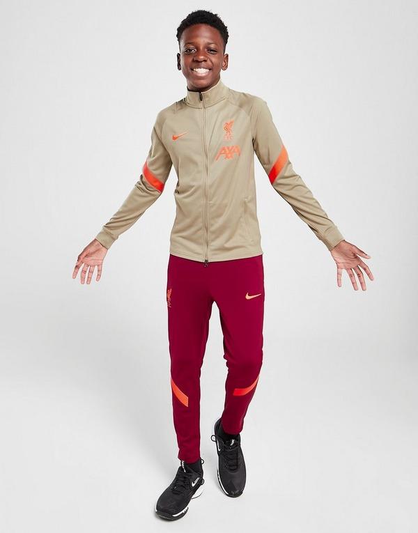 Nike Liverpool Strike Tracksuit Junior