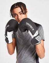 AJBXNG Luvas de Boxe 10oz para Júnior