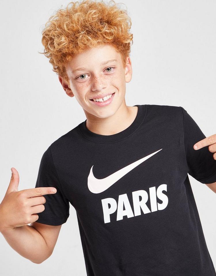 Nike Paris Saint Germain Club T-Shirt Junior