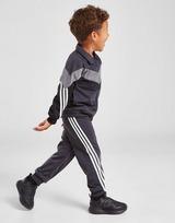 adidas Shiny Full Zip Tracksuit Infant