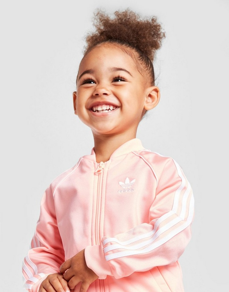 adidas Originals Girls' SST Tracksuit Infant
