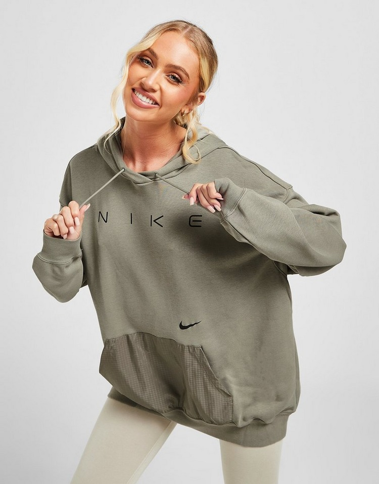 Nike Oversized Fleece Hoodie