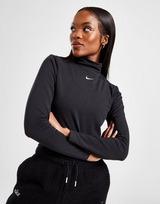 Nike Essential Long-Sleeve Mock Neck Top