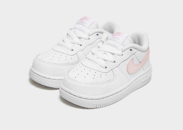 Nike Air Force 1 Low Infant in Bianco | JD Sports