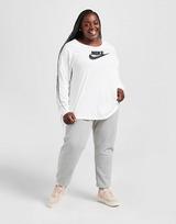 Nike Futura Plus Size Long Sleeve T-Shirt