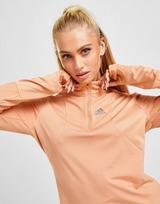 adidas Own the Run 1/4 Zip Top Damen