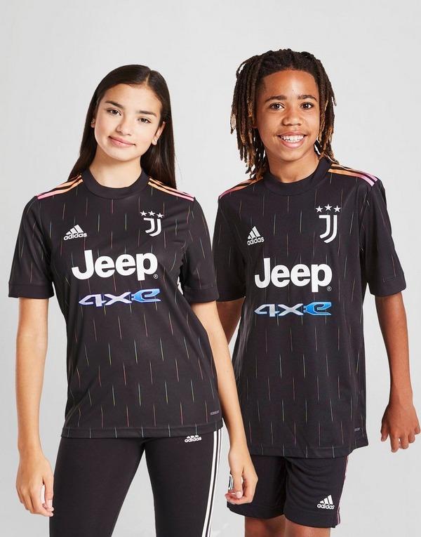 adidas Juventus FC 2021/22 Away Shirt Junior
