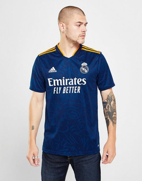 adidas Real Madrid 2021/22 Away Shirt