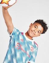 adidas Manchester United FC Away Shirt Junior