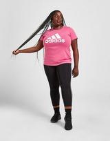 adidas T-shirt Essentials Logo (Grandes tailles)