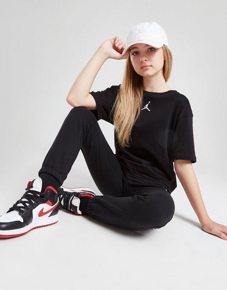 Jordan Logo T-Shirt Junior's