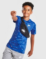 Nike All Over Print Swoosh T-Shirt Junior