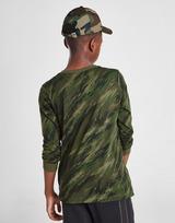 Nike Sportswear Long Sleeve T-Shirt Junior