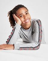 Nike Tape Long Sleeve T-Shirt Junior